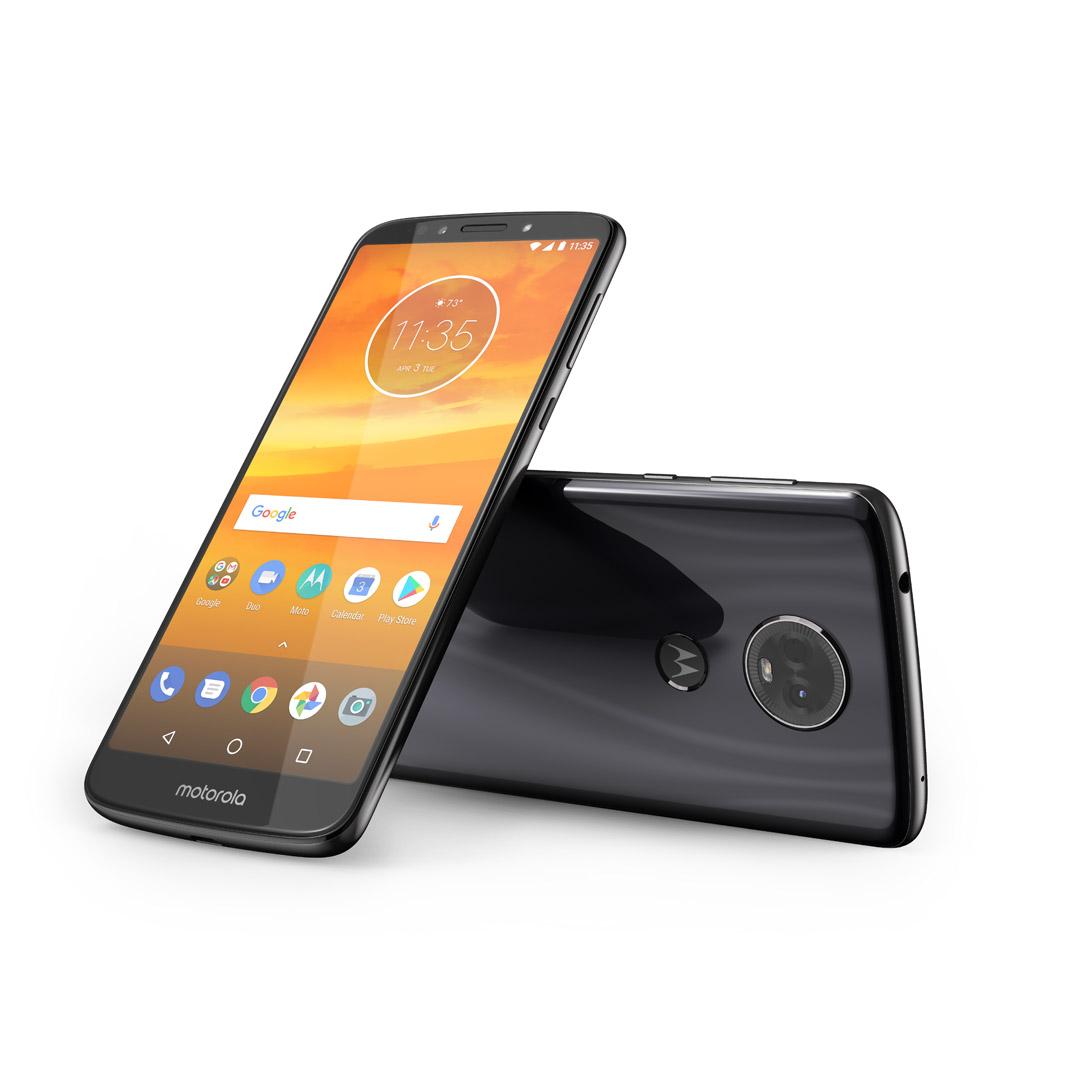 Motorola Moto E5, E5 Play et E5 Plus : de l'entrée de gamme à grand écran et grosse batterie ...