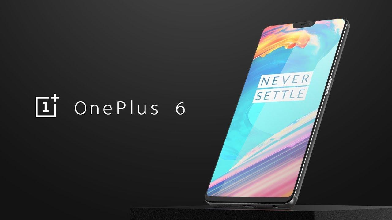 OnePlus 6 : un rendu vidéo complet pour mieux apprécier ... One Plus 6