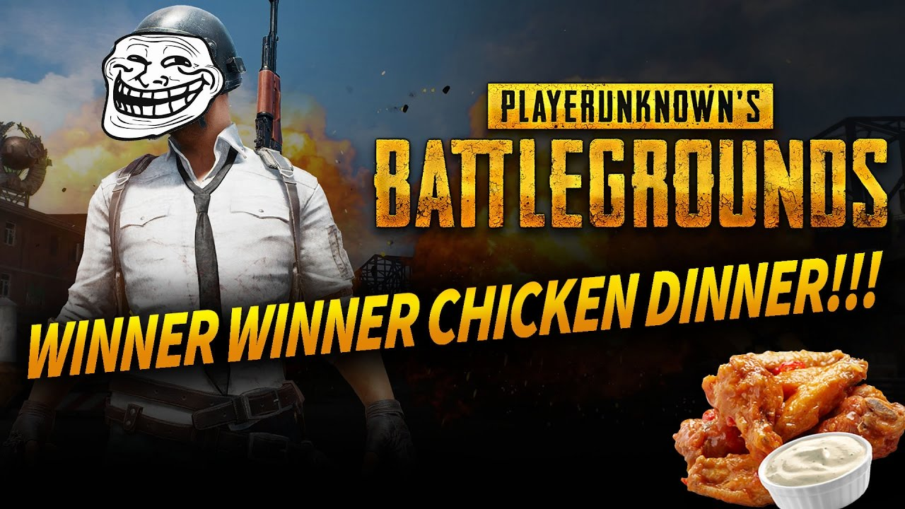 winner winner chicken dinner fortnite