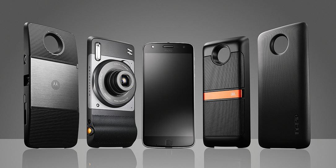 Moto Mod 5G : les Moto Z peuvent devenir compatibles 5G ...