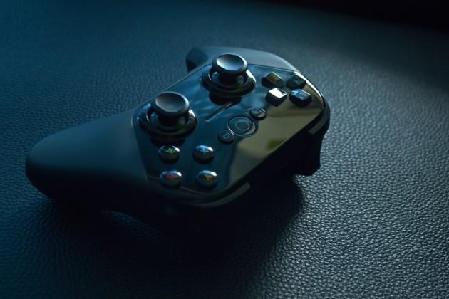 Manette de jeu vidéo