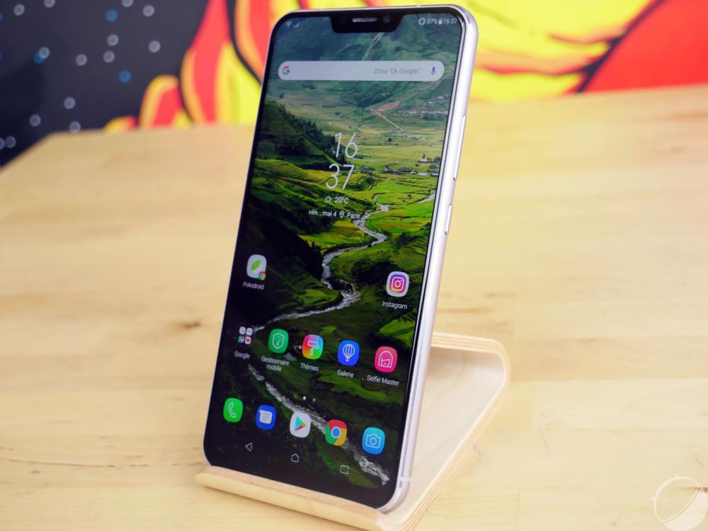 Test Asus Zenfone 5 2018 Notre Avis Complet Smartphones