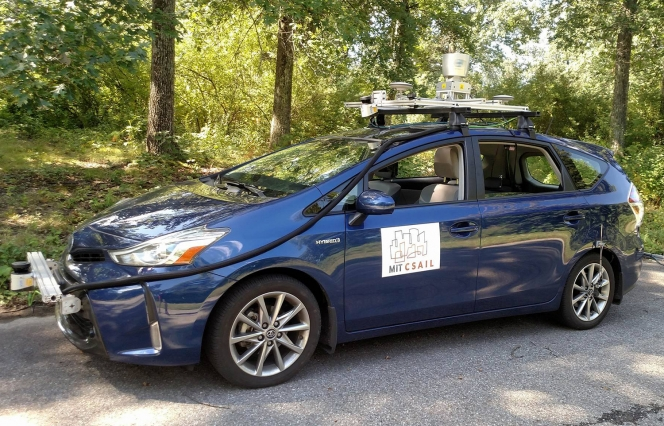 maplite une voiture autonome qui n 39 a pas besoin de cartes pour rouler toute seule frandroid. Black Bedroom Furniture Sets. Home Design Ideas