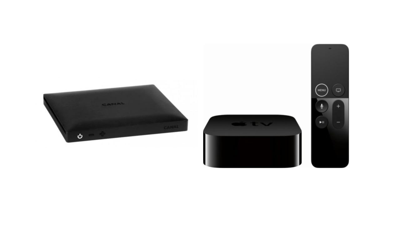 canal mise sur apple et proposera d sormais l 39 apple tv 4k ses abonn s frandroid. Black Bedroom Furniture Sets. Home Design Ideas