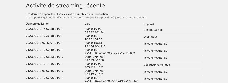 programme netflix france