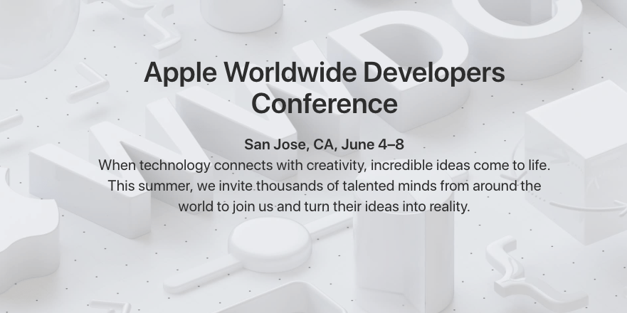 Wwdc 2018 Apple Confirme L Heure De La Conference