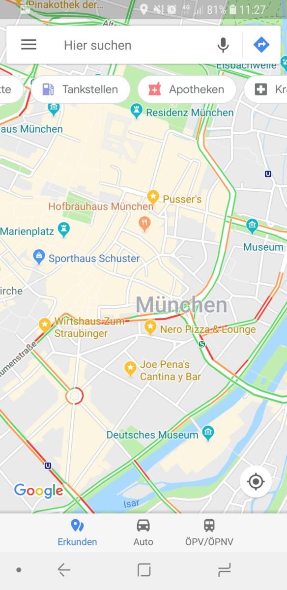 Google Maps design discover 2