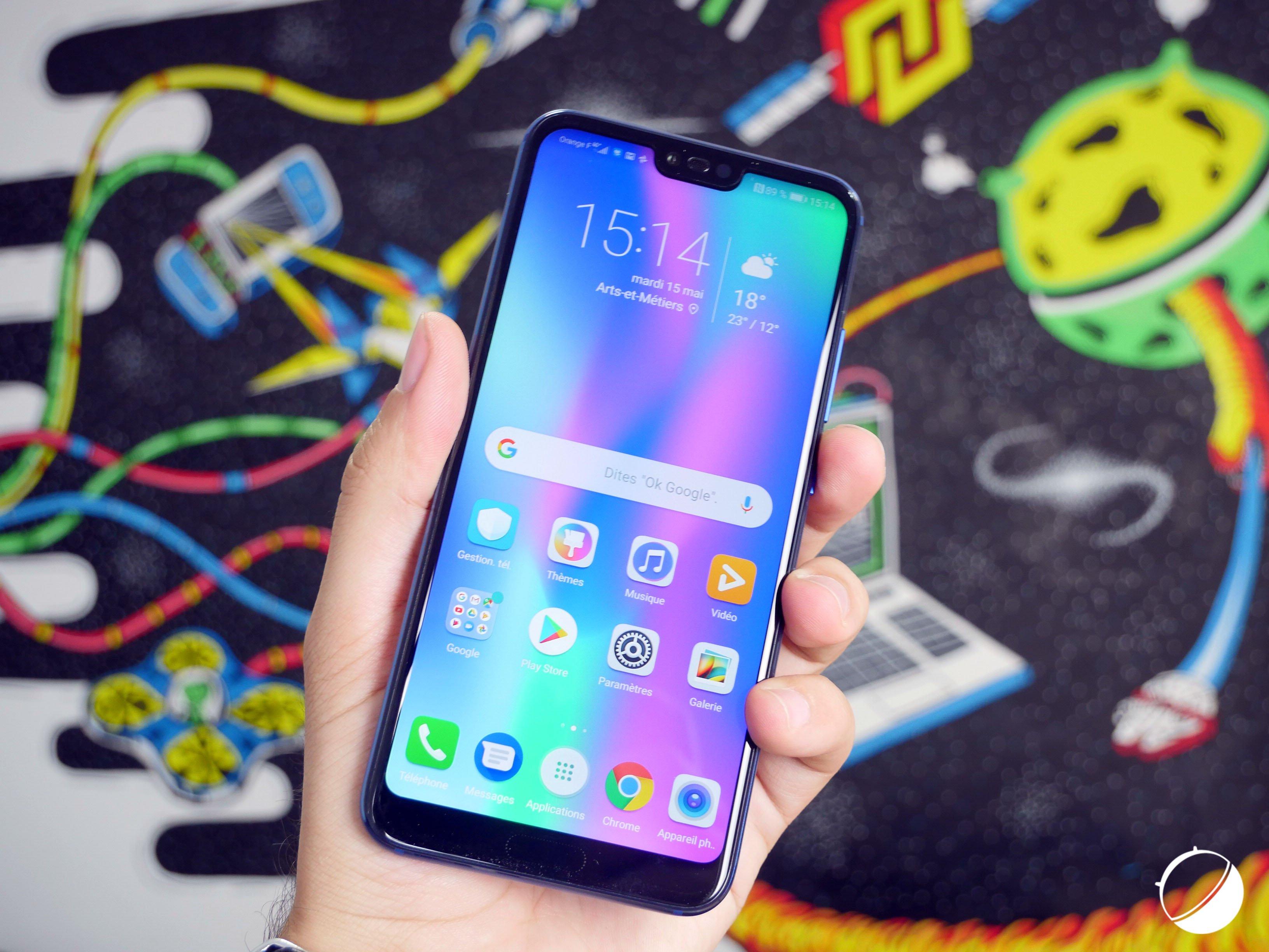 8929fa3013ea Mise à jour Android 9.0 Pie   la liste des smartphones compatibles ...