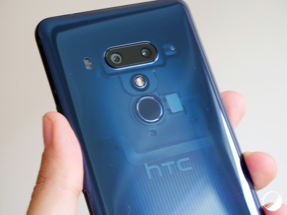 Le HTC U12 Plus