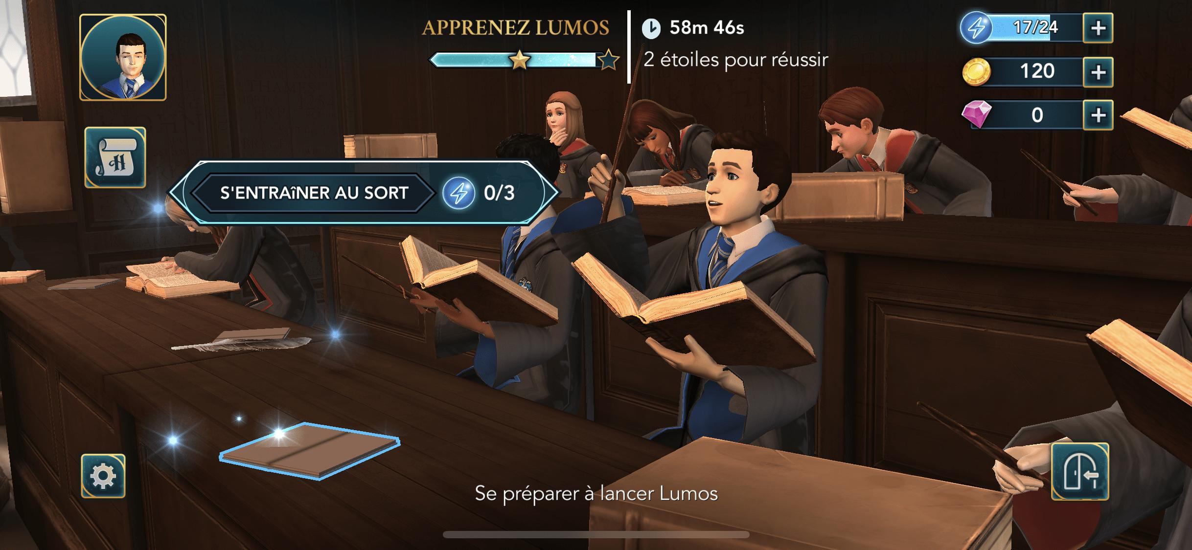 Le jeu Harry Potter officiel sur Android . Harry Potter: Hogwarts Mystery est un jeu  d'aventure avec la licence Harry Potter officielle. Désormais, tu peux vivre ...  Harry Potter: Hogwarts Mystery video 1. Harry Potter: ... Licence: Gratuit.  Catégorie...
