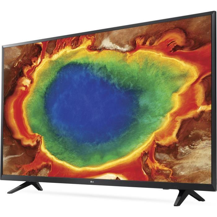 bon plan la lg tv led 4k et hdr de 49 pouces est disponible partir de 399 euros frandroid. Black Bedroom Furniture Sets. Home Design Ideas