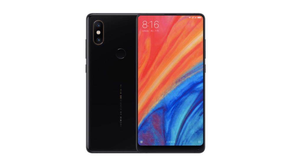 Le Xiaomi Mi Mix2s