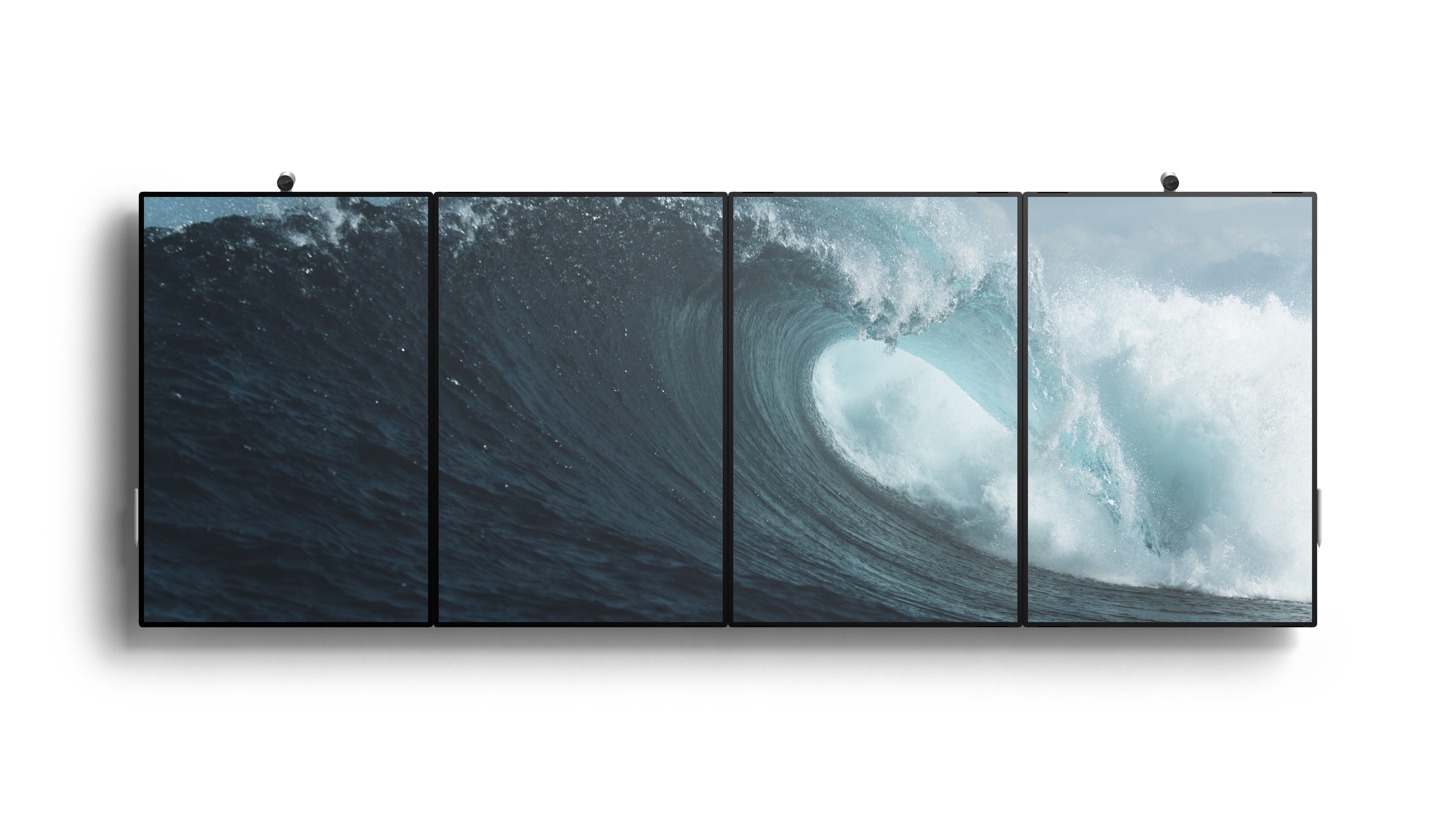 Microsoft annonce le lancement de Surface Hub 2 pour les entreprises
