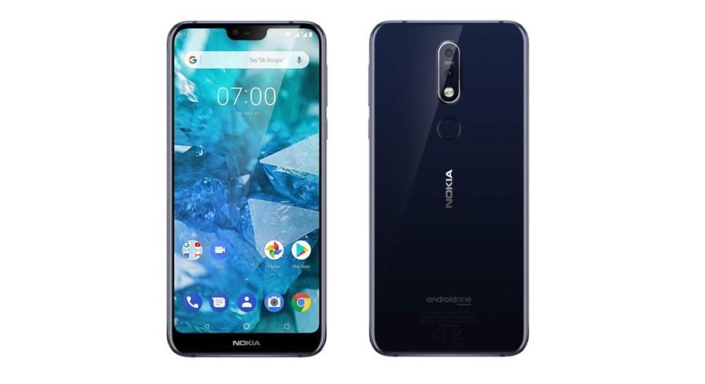 🔥 Soldes 2019 : le Nokia 7.1 (Android One) est à 269 euros au lieu de 329 euros