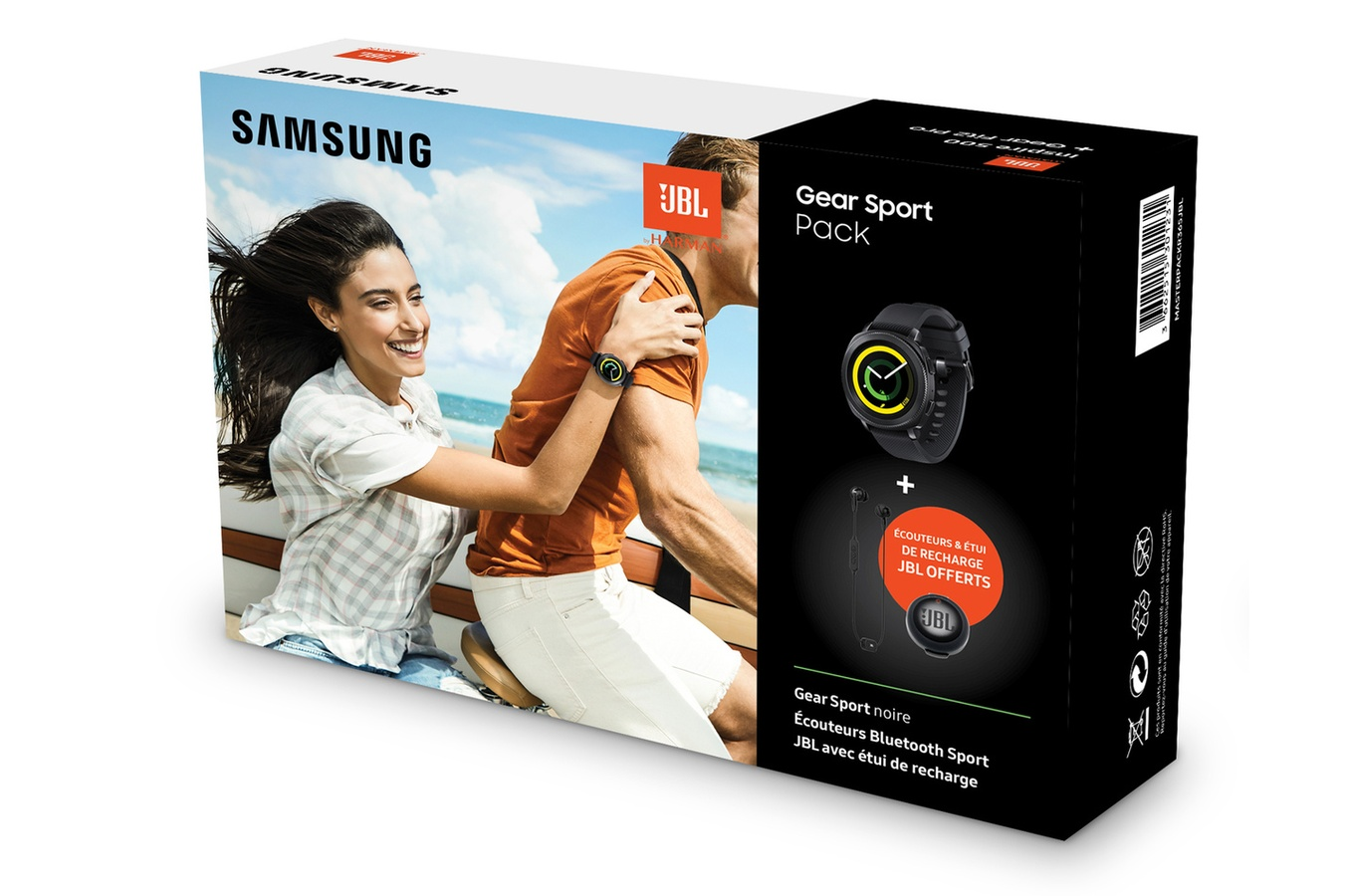 bon plan un pack samsung gear sport avec les couteurs jbl inspire 700 299 euros frandroid. Black Bedroom Furniture Sets. Home Design Ideas