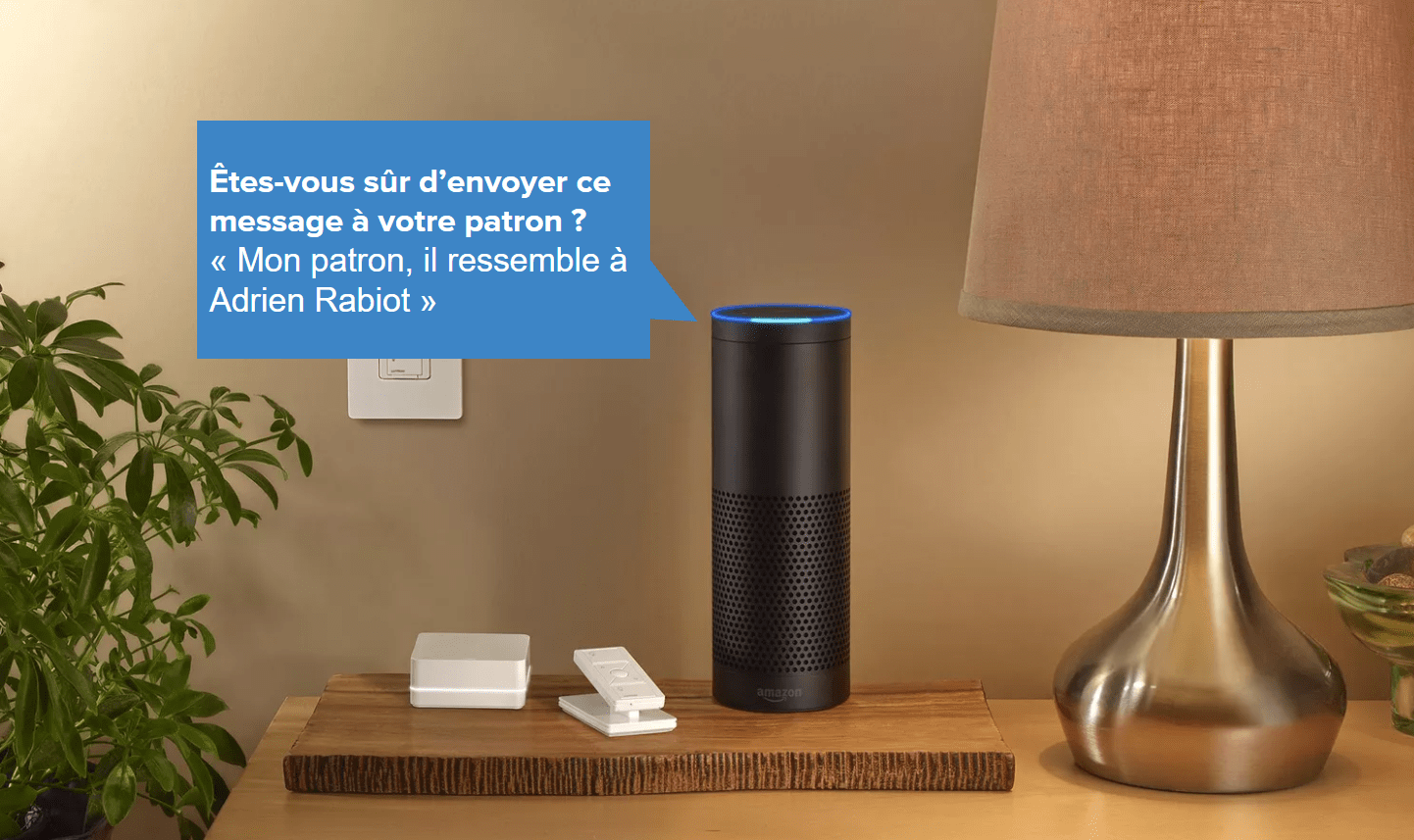 L'assistant vocal Amazon Alexa enregistre et envoie la conversation privée d'un couple