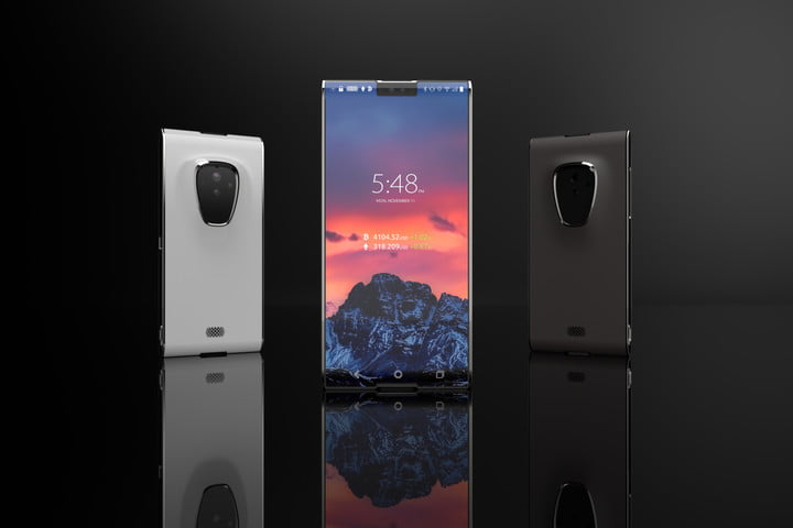 HTC présente un smartphone 'blockchain'