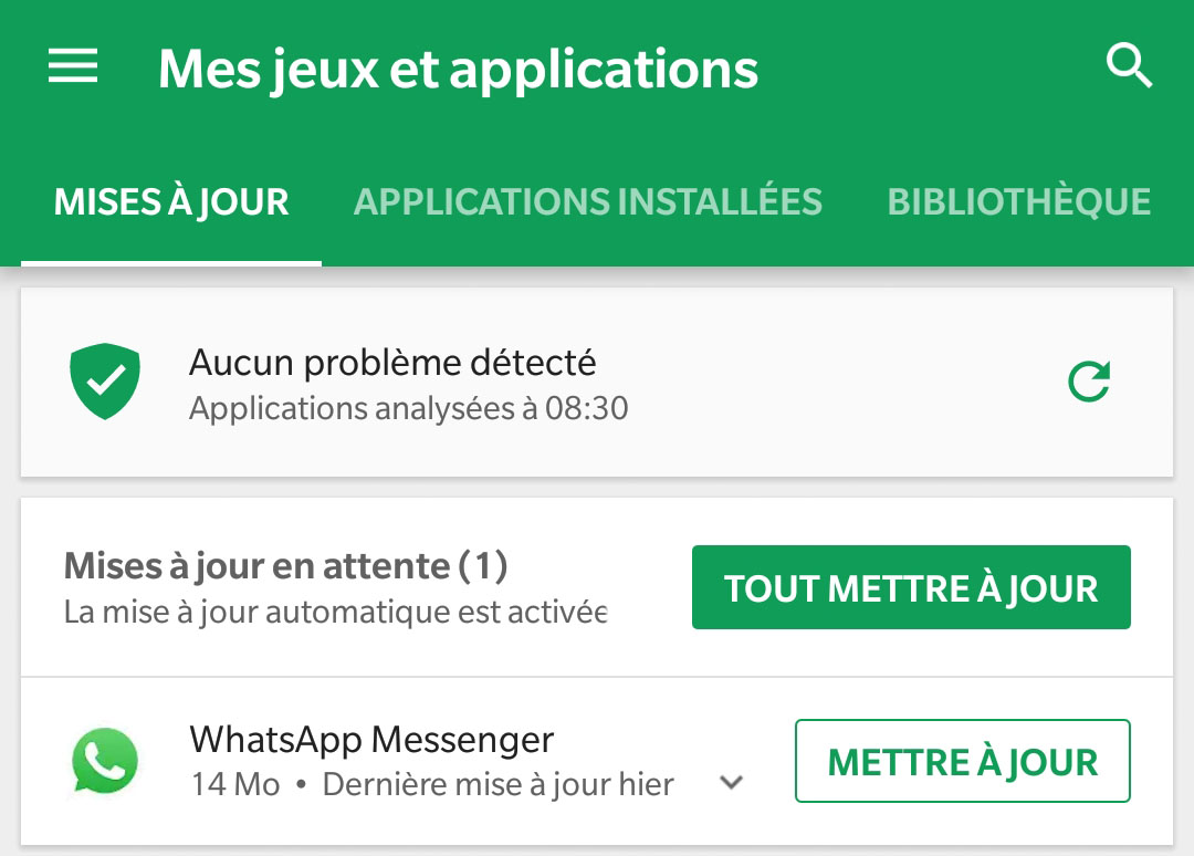 whatsapp comment t l charger l 39 apk et installer la derni re mise jour sur android tutoriel. Black Bedroom Furniture Sets. Home Design Ideas