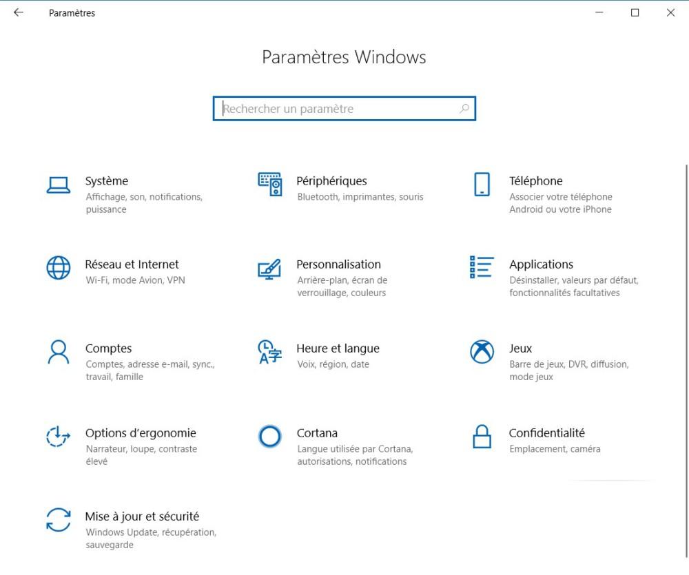 Windows Update paramètre de livraison (2)