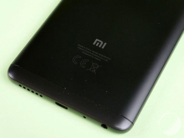 Photo du Redmi Note 5 Pro, pour illustration