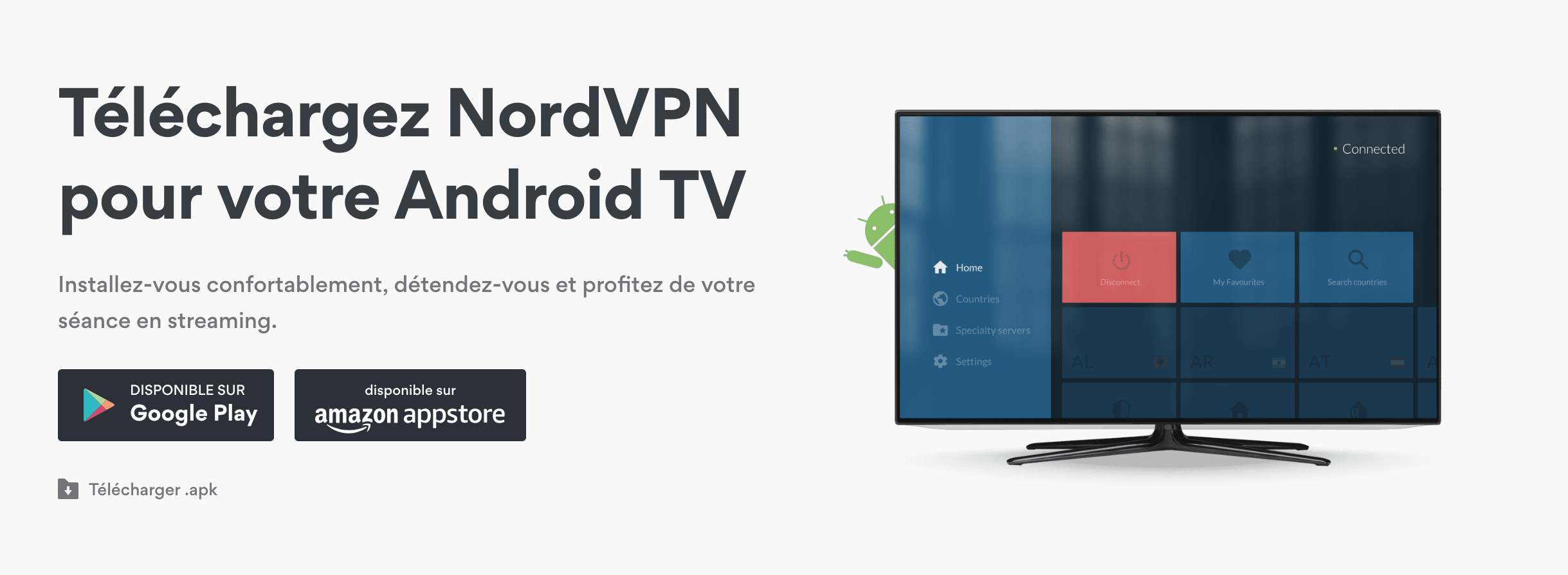 telecharger netflix pour smart tv