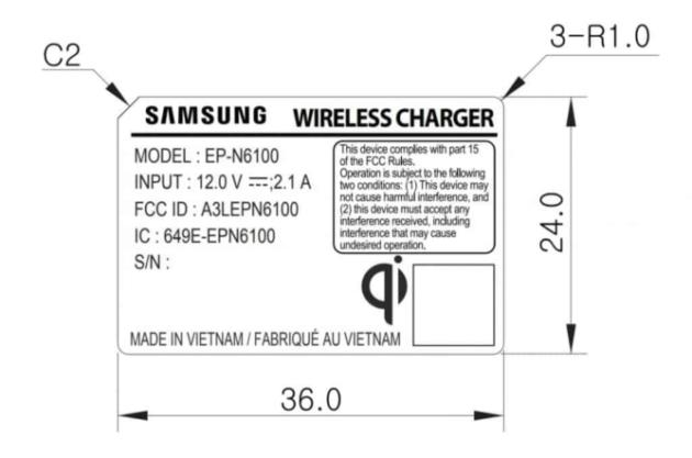 un puissant chargeur sans fil samsung certifi par la fcc pour le galaxy note 9 frandroid. Black Bedroom Furniture Sets. Home Design Ideas