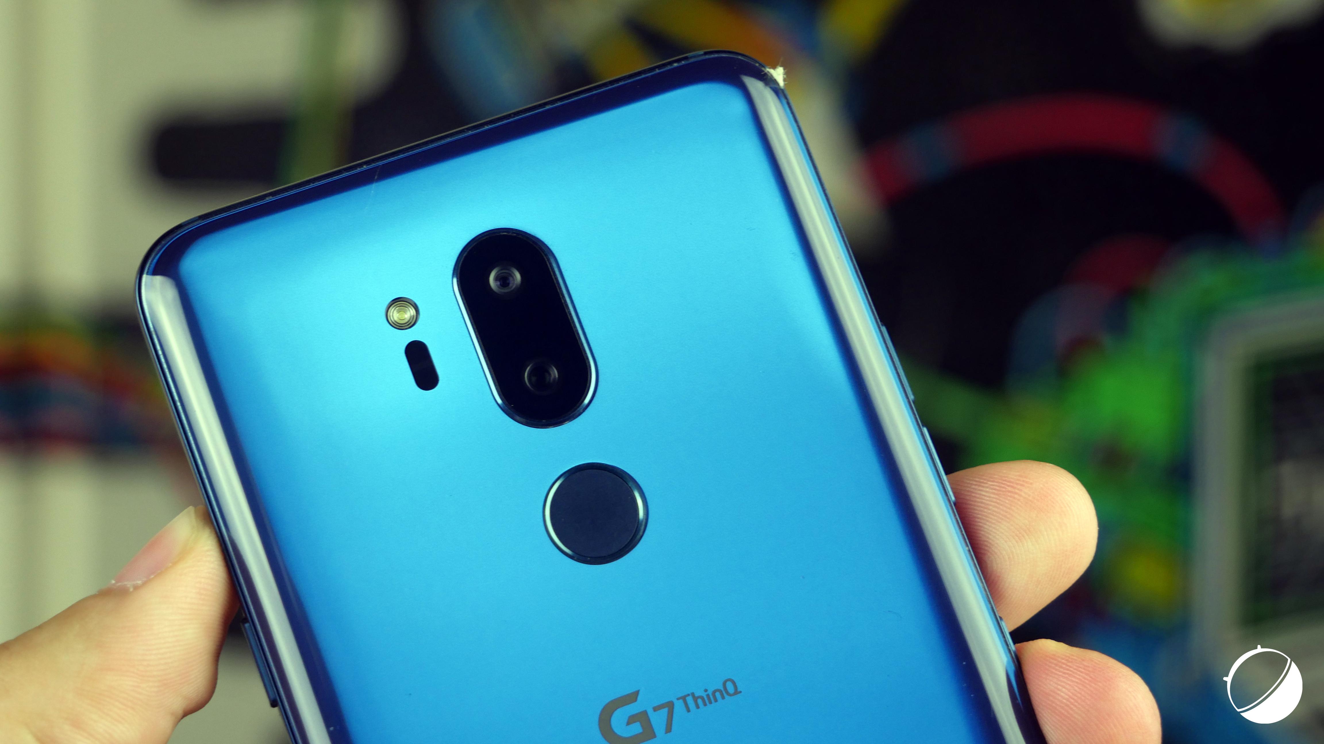 Test LG G7 ThinQ : notre avis complet - Smartphones - FrAndroid