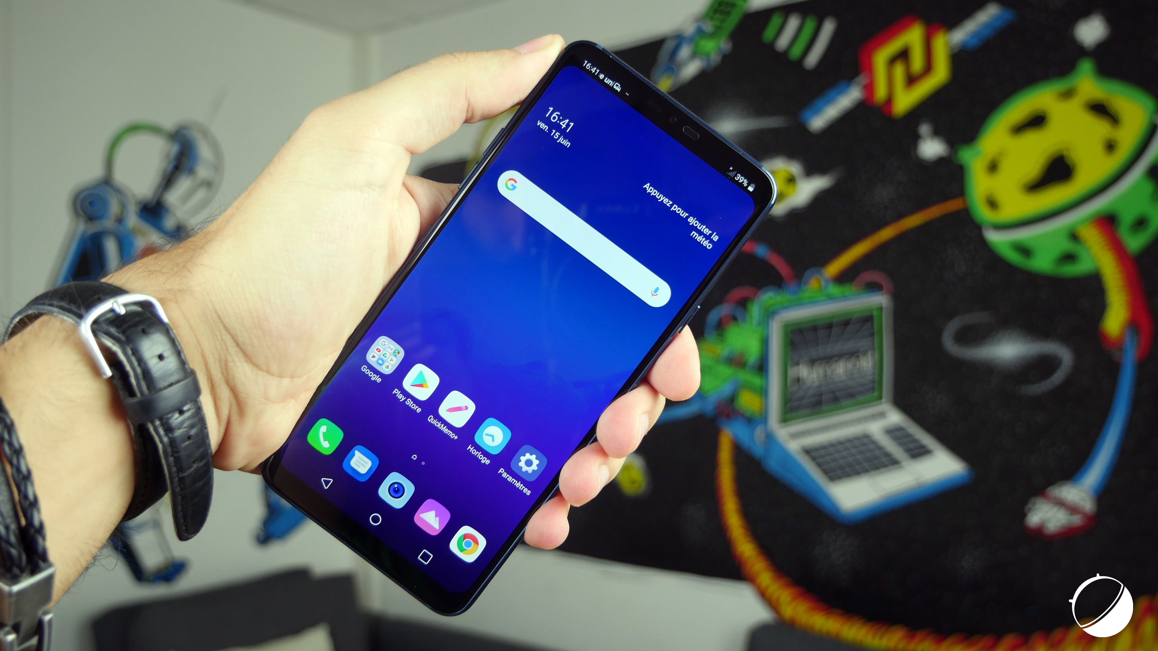 lg g7 thinq android 9.0 pie