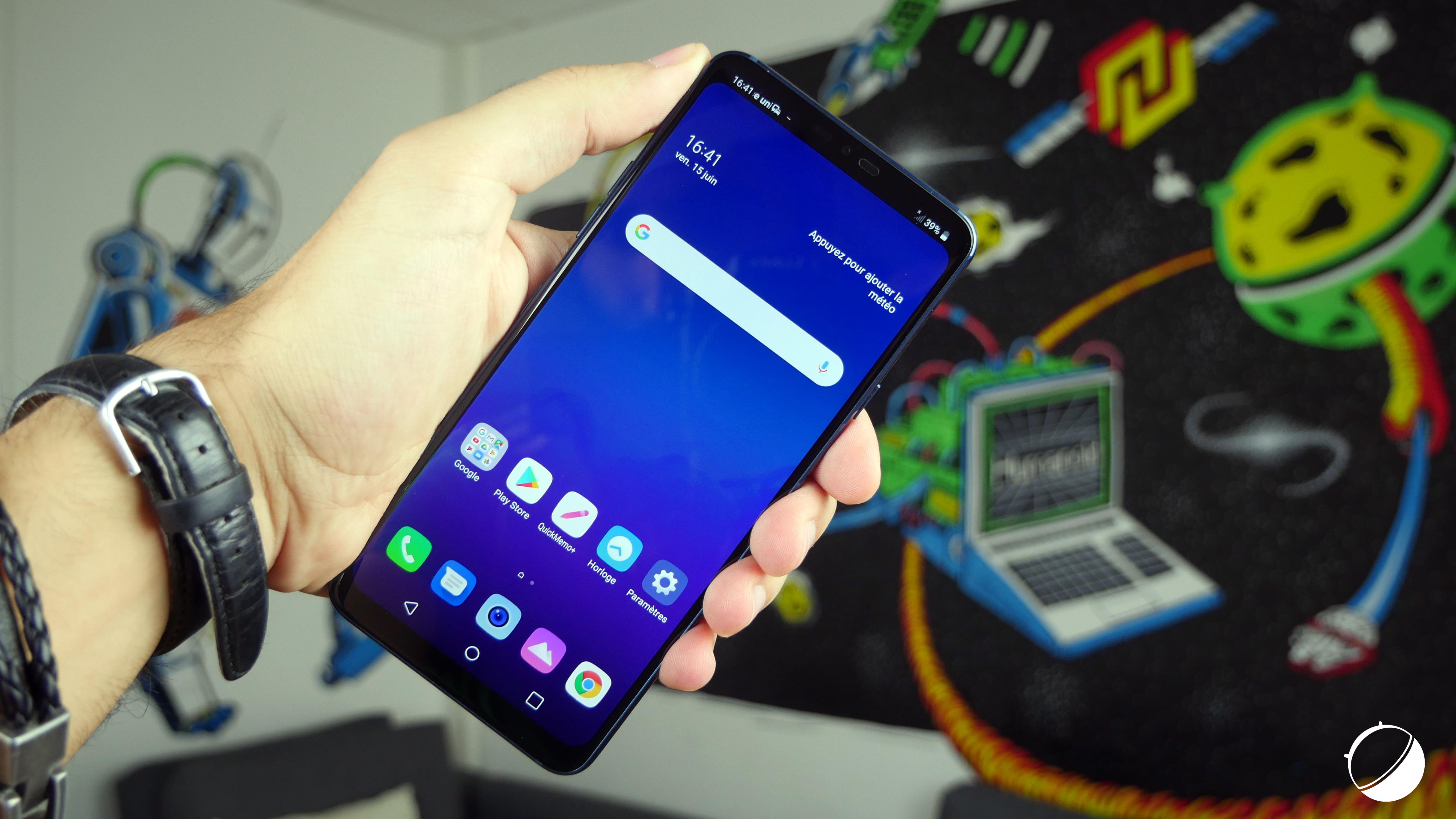 LG : les mises à jour vers Android 9 0 Pie attendront encore un bon