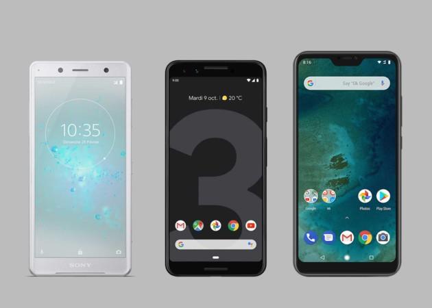 les meilleurs smartphones compacts sous android et ios en 2018 frandroid. Black Bedroom Furniture Sets. Home Design Ideas
