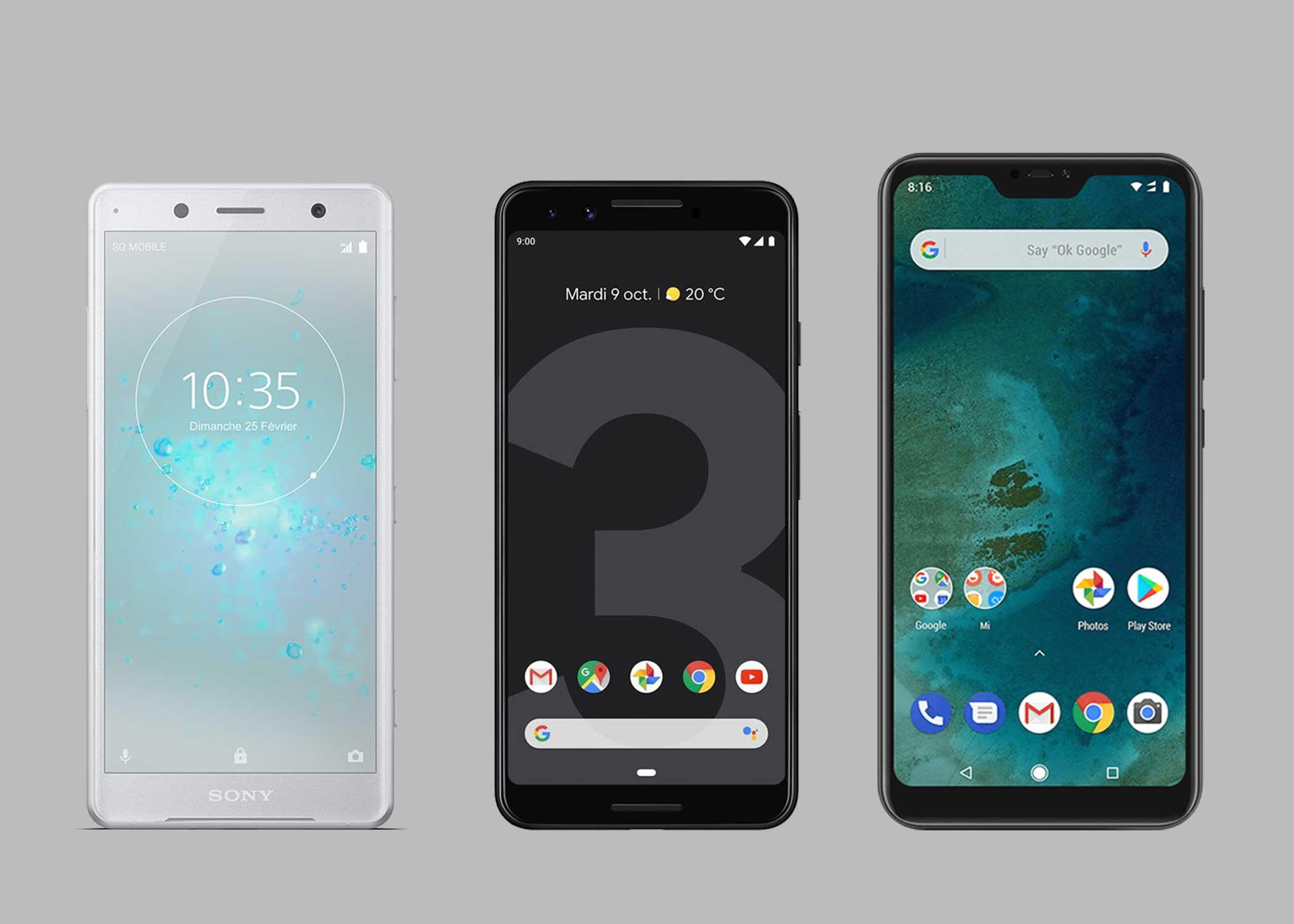 quels sont les meilleurs smartphones compacts sous android et ios en 2019 notre s lection. Black Bedroom Furniture Sets. Home Design Ideas