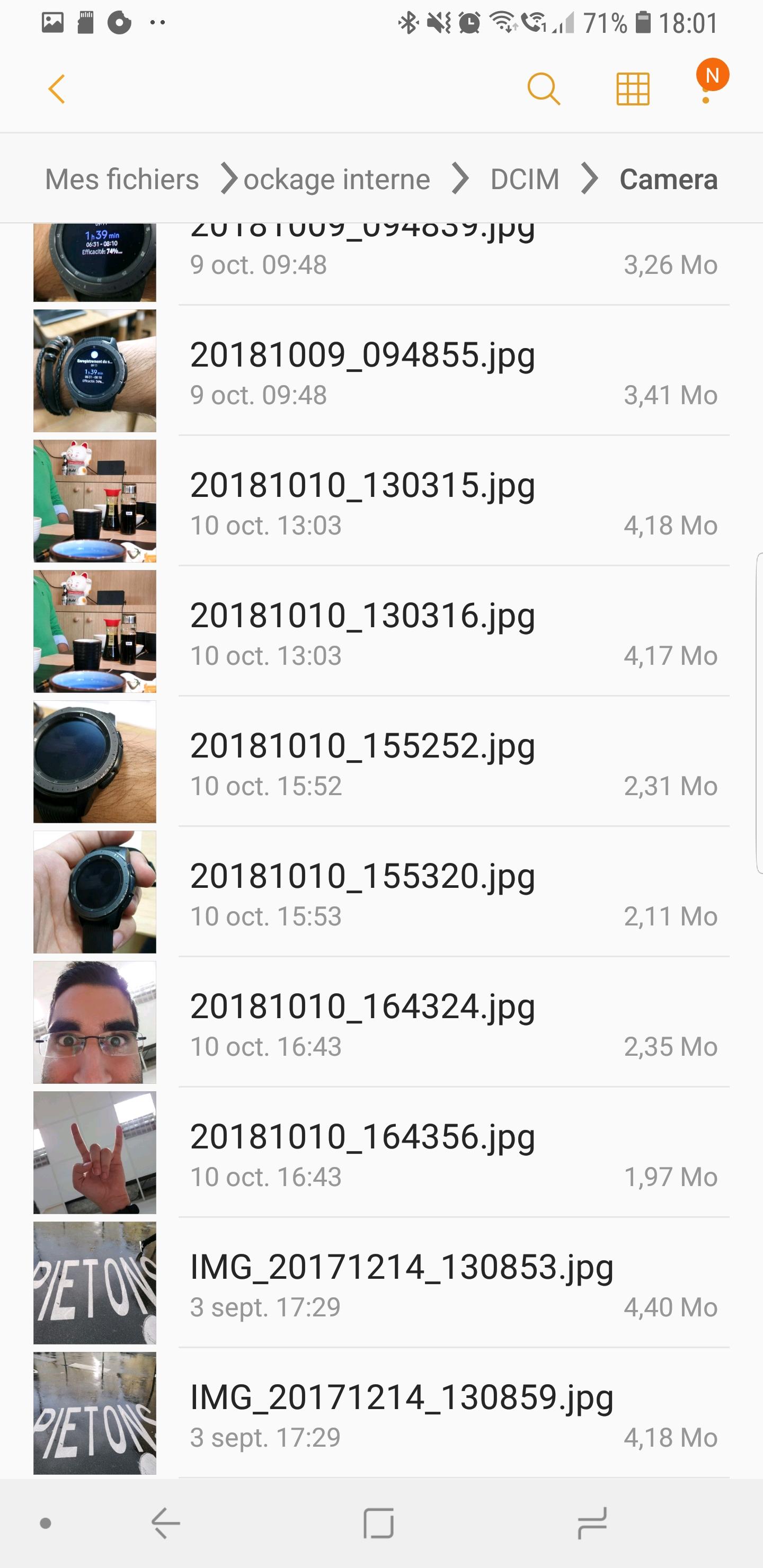 comment copier ou d u00e9placer ses fichiers et applications vers la carte sd sur android