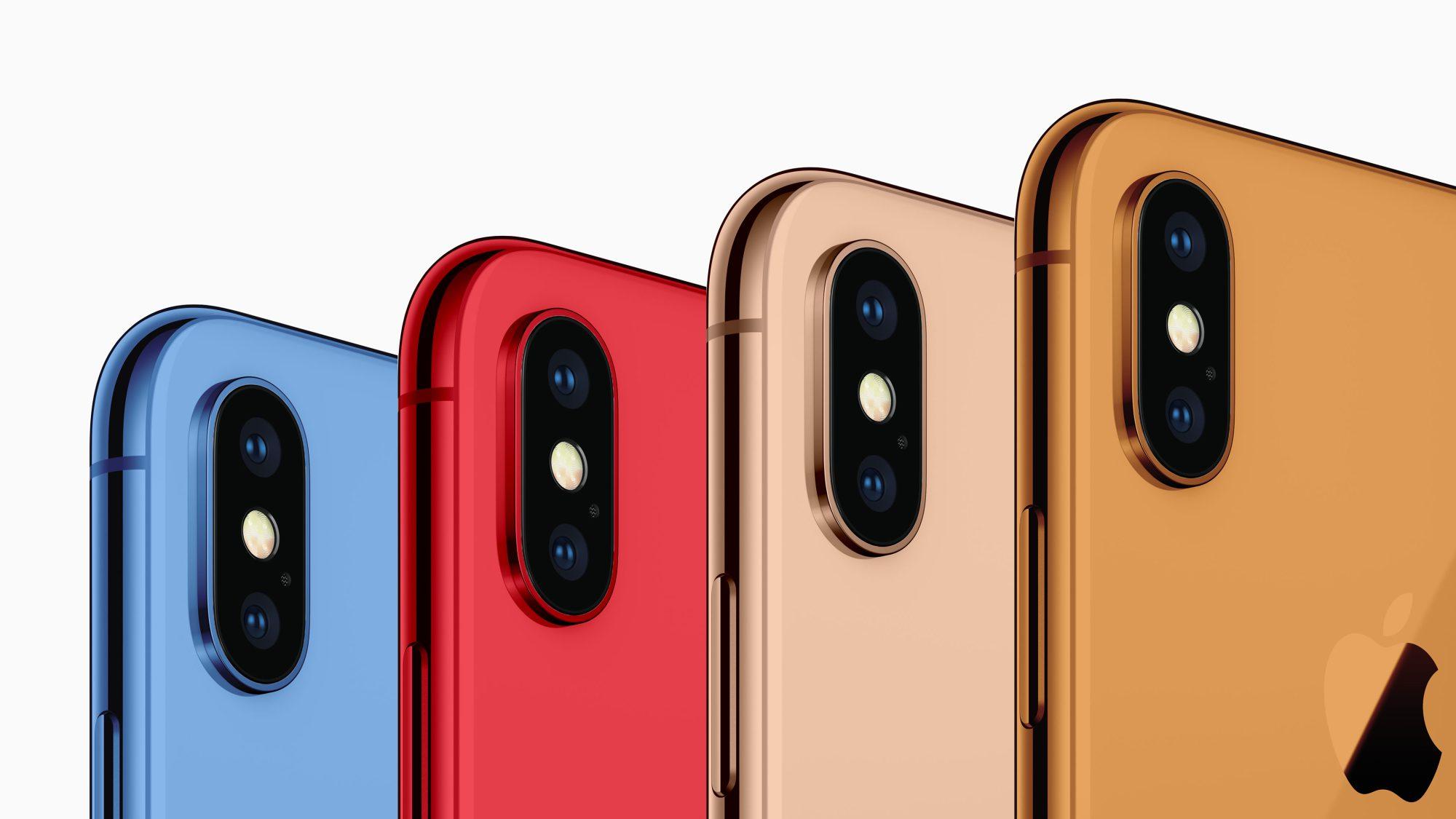 Iphone 2018 Double Sim Prix Et Nouvelles Couleurs Un