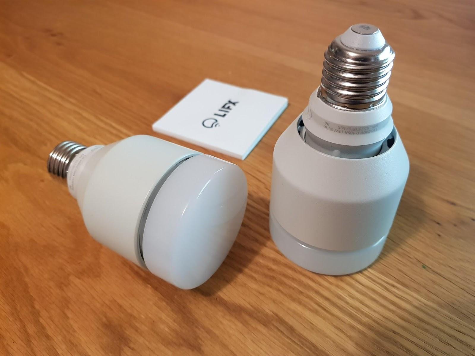 Maison Ampoules 12 Lifx Intègre Connectées Ma Depuis AnsRécit 2 R4A5j3qL