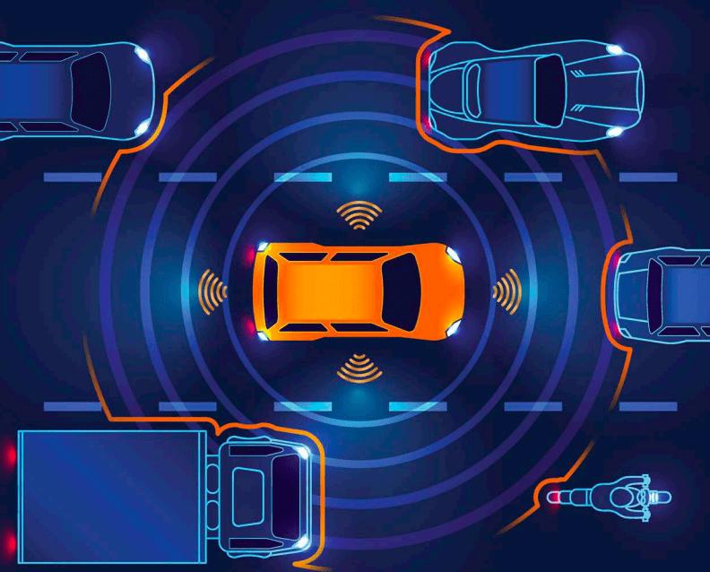 une tude pr voit plus d 39 embouteillages en ville cause de la voiture autonome frandroid. Black Bedroom Furniture Sets. Home Design Ideas