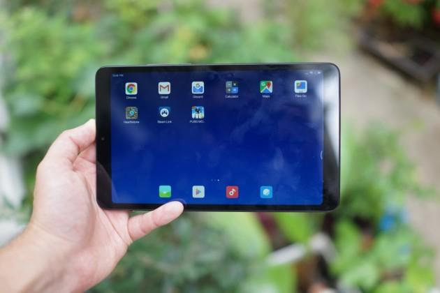 Prise en main de la Xiaomi Mi Pad 4, nos premières impressions sur une des dernières tablettes Android