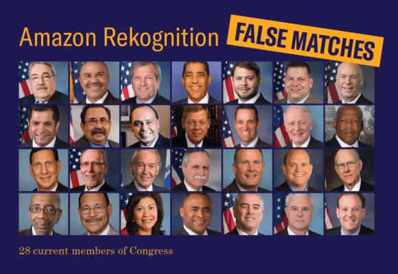 28 membres du Congrès identifié comme des criminels