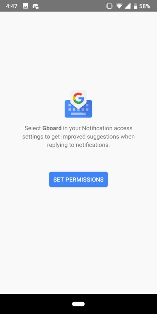 Gboard veut répondre à votre place sur WhatsApp, Facebook ...