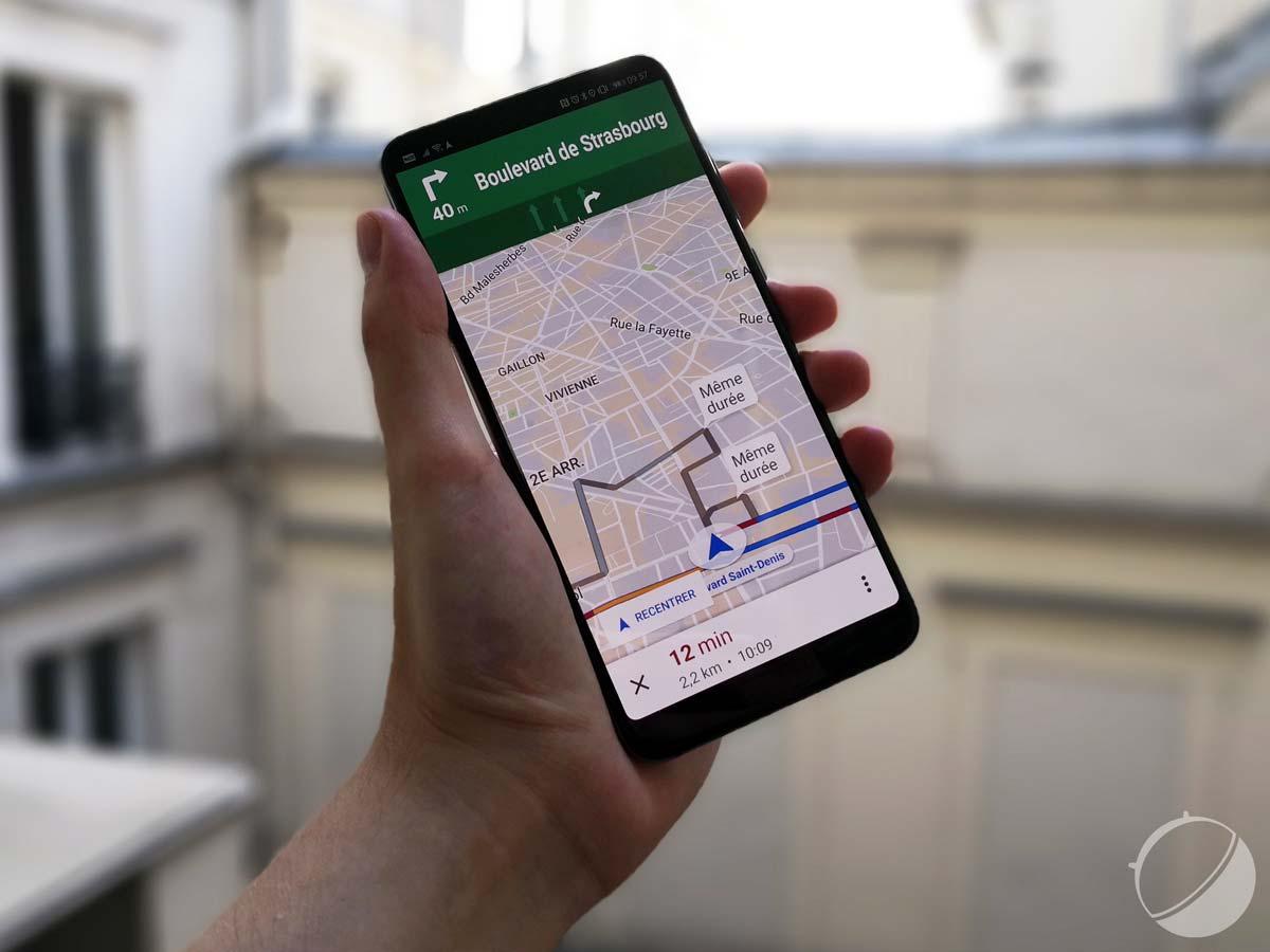 Google Maps va encore récupérer une fonctionnalité importante de Waze