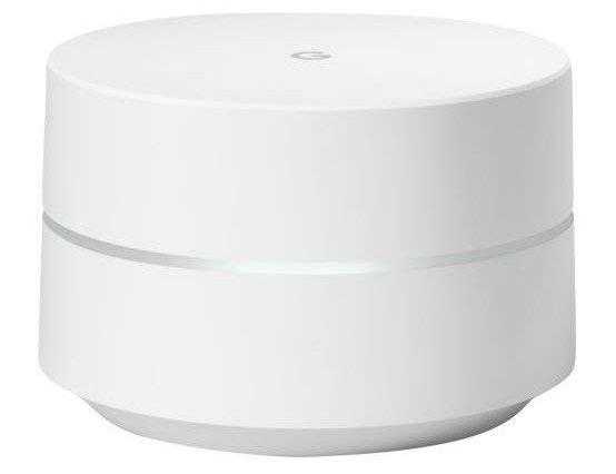 Google WiFi : 79 € / 149 € × 2