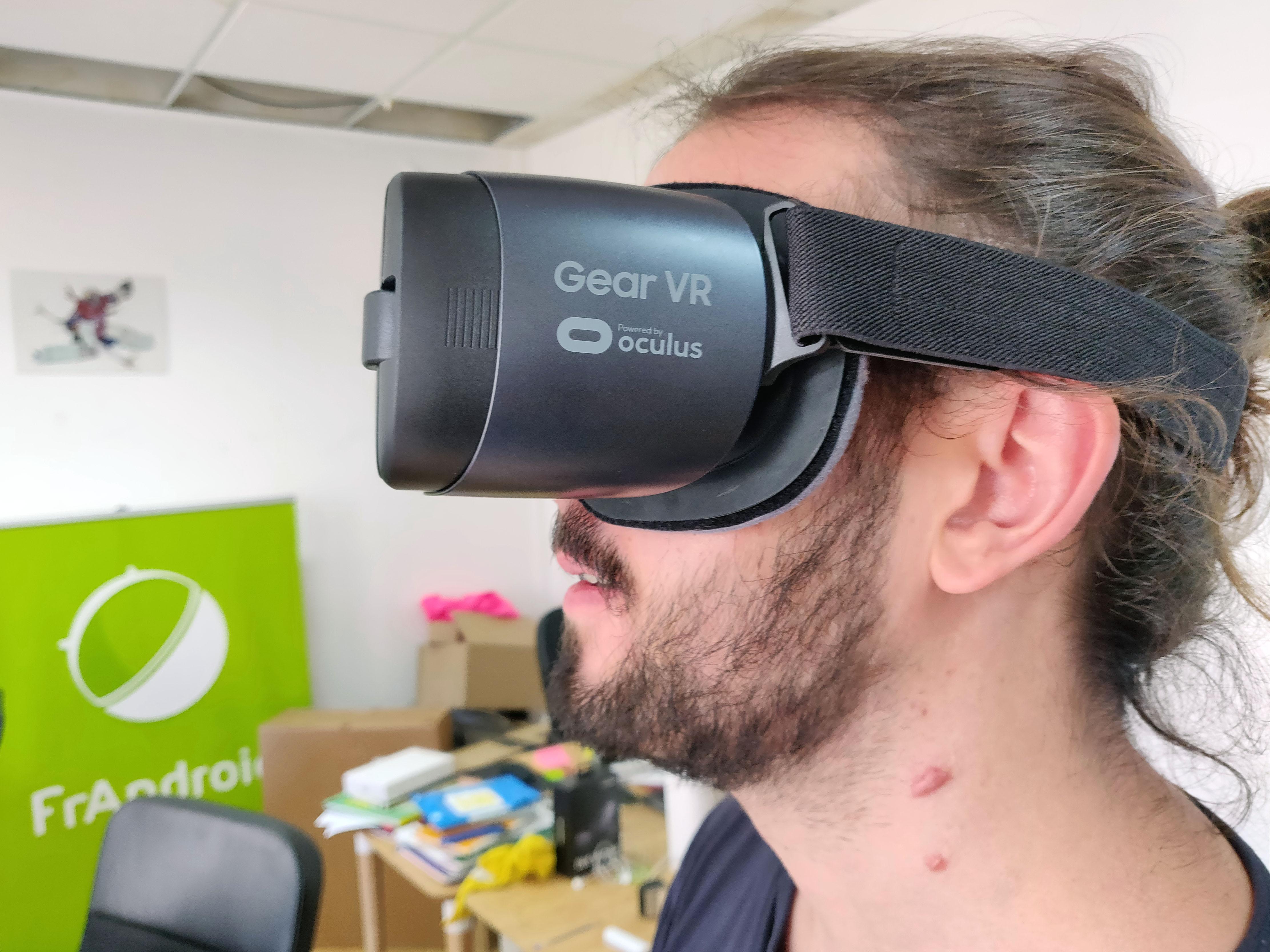 Samsung serait en train de développer des lunettes de réalité augmentée