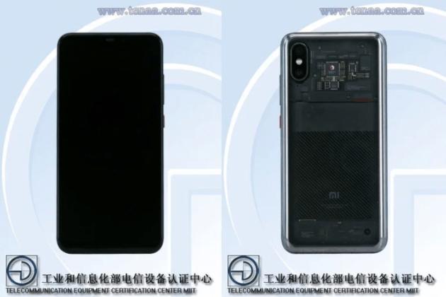 Xiaomi Mi 8 : la version Explorer pourrait débarquer en version internationale