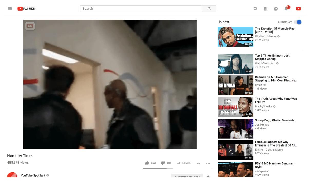 YouTube adapte son lecteur web à tous les formats de vidéo