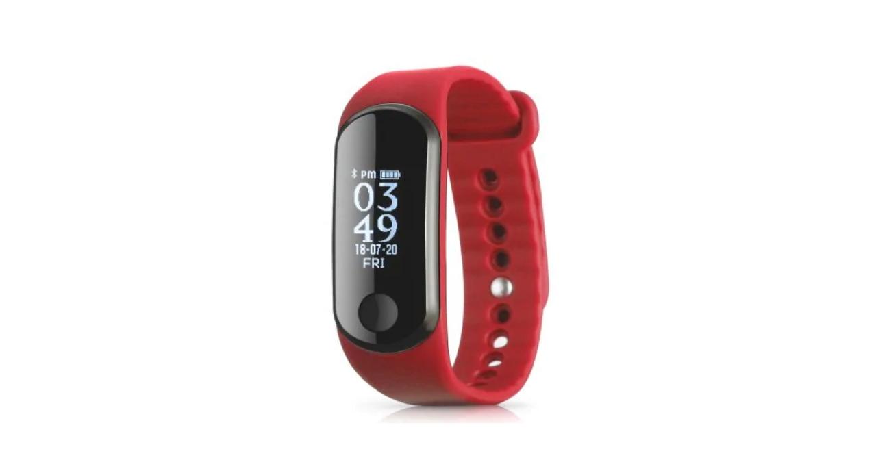 c121c3d365d31 Alfawise Mini 3 disponible à 15 euros, découvrez le bracelet ...