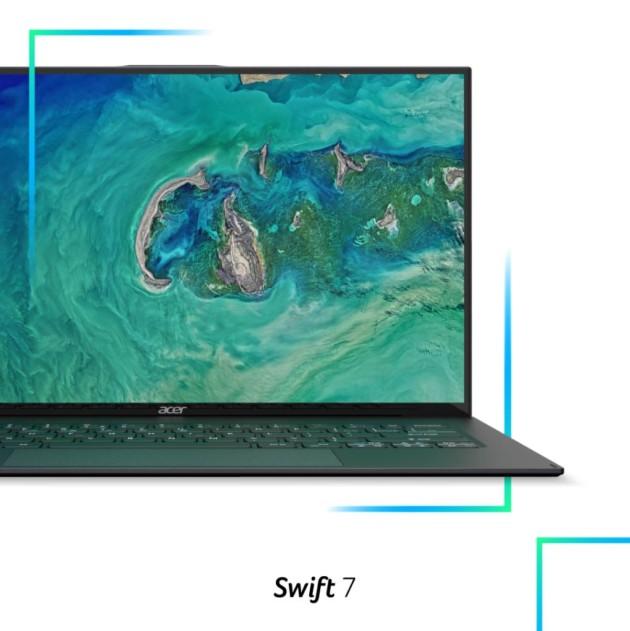 Acer Swift 7, 5 et 3 : puissance, finesse et légèreté pour les ultrabooks de l'IFA 2018
