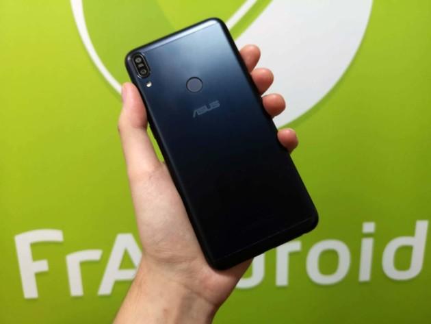 Asus Zenfone Max Pro M1 officialisé : batterie 5000 mAh et Android 8.1 Oreo pur pour 200 euros