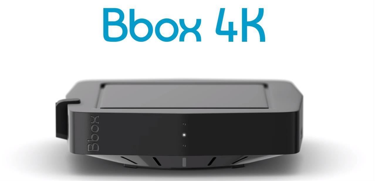 L'actuelle BBox 4K a été lancée en novembre 2017