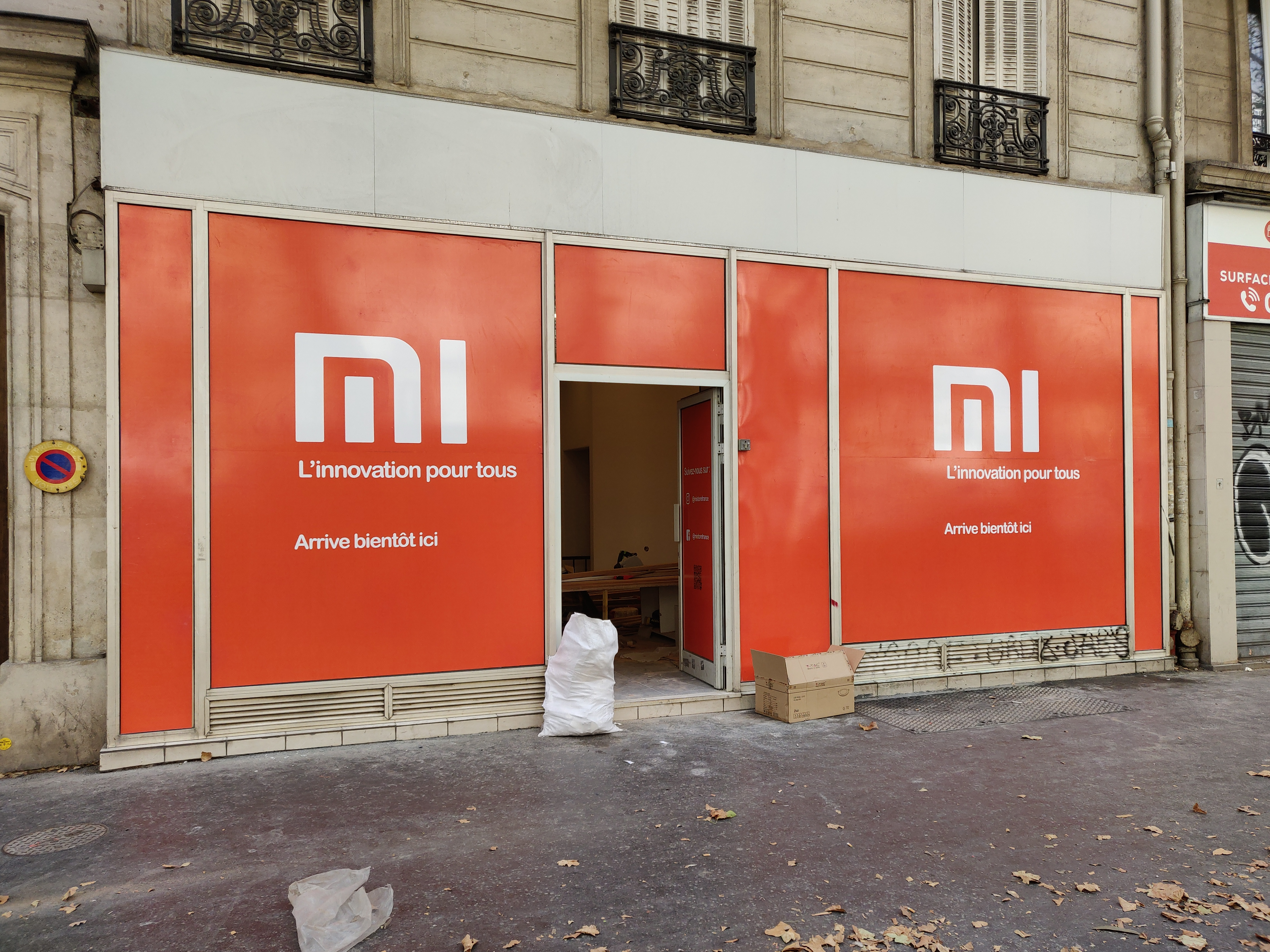 Xiaomi Mi Store   la folle histoire de la 3e boutique inconnue au ... 1c52546455