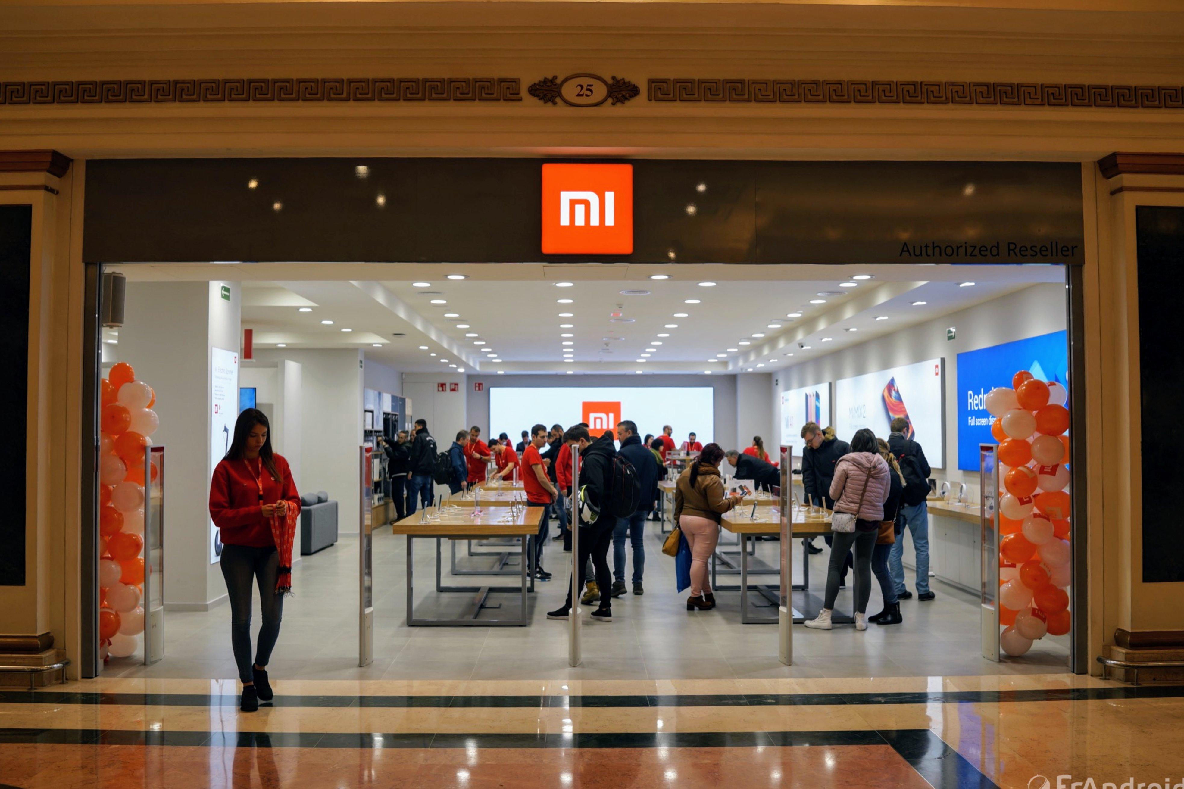 68708c06be2 Xiaomi à Lyon   voici tout ce qu on sait sur le Mi Store qui va ...