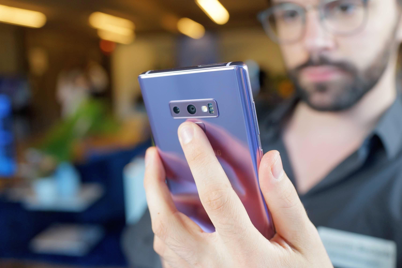 Samsung Galaxy Note 9 : le bouton Bixby 2.0 n'est plus ...